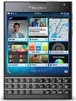 BlackBerry Passport LTE